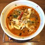 温野菜担々麺