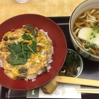 日替りうどんセット(銀座木屋 銀座七丁目店 )
