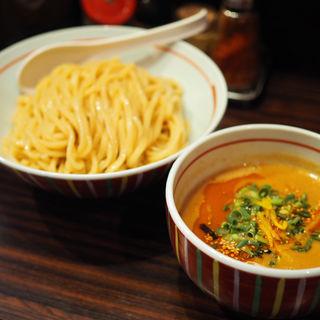 胡麻味噌つけ麺(らー麺 あけどや )
