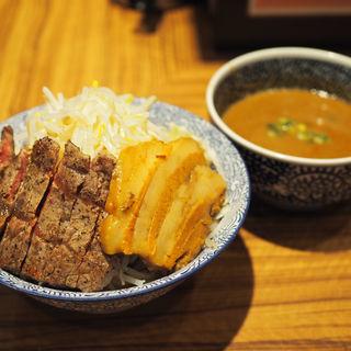 つけ麺 中盛(ラーメン燈郎)