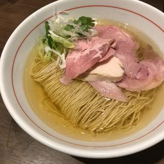 ラーメン白(八咫烏)