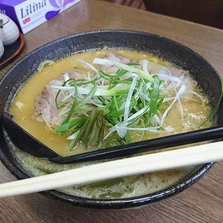 白味噌チャーシューメン