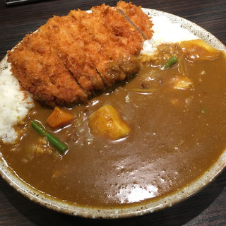 手仕込みとんかつカレー+野菜 3辛 500g(CoCo壱番屋 昭和御器所店 (ココイチバンヤ))