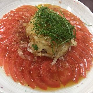 トマトサラダ(伊勢屋本店 )