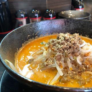 担々麺(申手延麺)