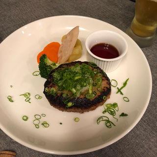 和風おろしハンバーグ(洋食屋 Shii)