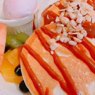 シャンティシャンティパンケーキ(美菜ダイニング NICO (【旧店名】nicocafe))