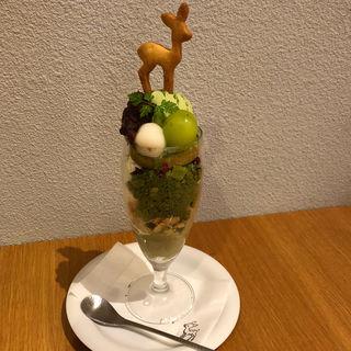 tea'sパフェ(CAFE HAYASHIYA)