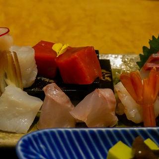 刺身定食(月亭 池袋店 (つきてい))