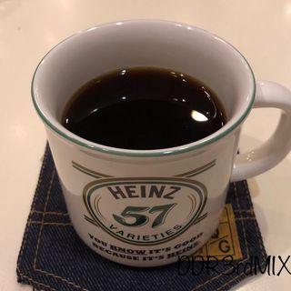 ホットコーヒー(エチオピアイルガチャフェ)(ボンファイアー (Bon Fire))