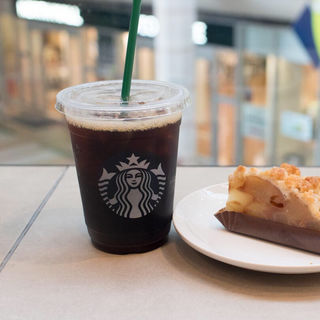 アイスコーヒー(スターバックスコーヒー 神戸ハーバーランドumie店 (STARBUCKS COFFEE))