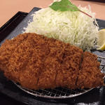 沖縄県産 紅豚 特ロースかつ膳
