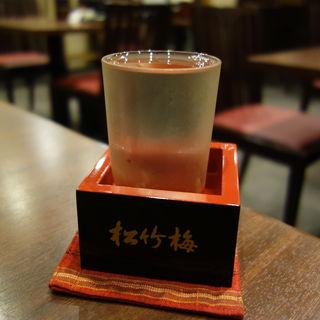 日本酒(蕎麦 おざき)