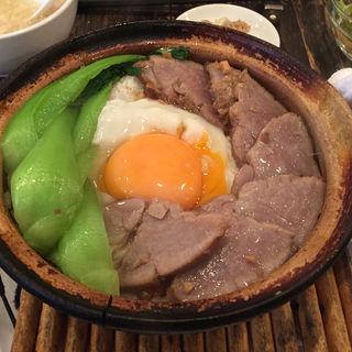 土鍋焼きごはん(CHINAMAPLE CAFE 明楓 (めいふう))