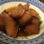 イカの煮付け(割烹・小料理 輝石)