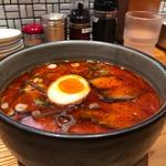 うま辛ラーメン(めんくいや 博多駅東店 )