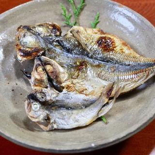 干物定食(旬の味 ごろさや )