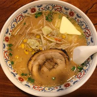 みそバターラーメン(麺屋神楽)