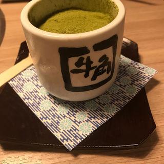 抹茶ティラミス