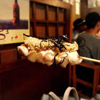 ささみの納豆焼(串若丸 本店 (くしわかまる))