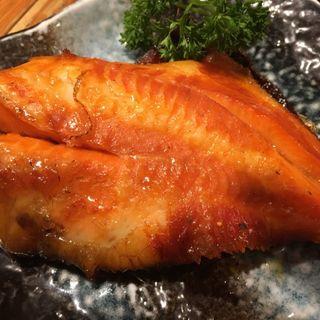 まと鯛のみりん焼き(味処谷ぐち)