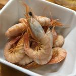 小海老の煮物