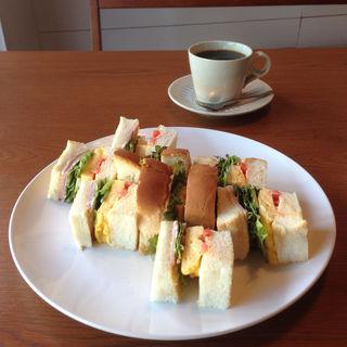 ミックスサンド(タロ コーヒー (talo coffee))
