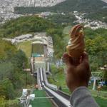 ソフトクリーム(大倉山展望ラウンジ売店 )