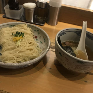 塩つけ麺(らーめん いまるや )