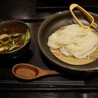 なすキーマカレーつけ麺(花雷 )