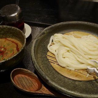 ごま香る坦々つけ麺(花雷 )