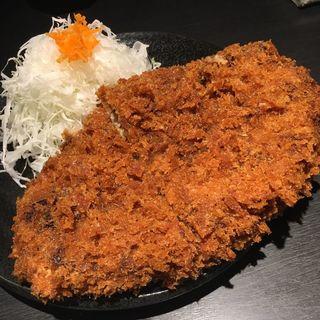 メンチカツ定食 特大(藤原亭 )