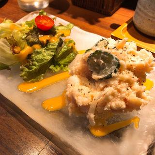 明太ポテトサラダ(むさし オアシス北店 )