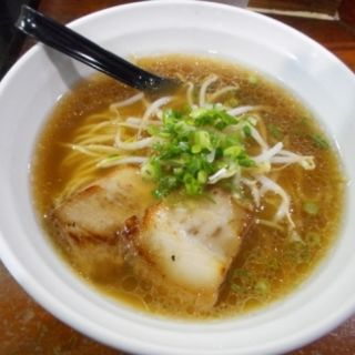 醤油ラーメン(麺家 なかむら )