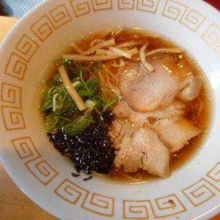 阿波地鶏醤油らぁ麺ミニ