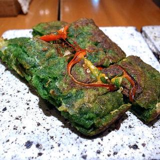 ニラチヂミ(韓国料理 水刺齋 高島屋タイムズスクエア店 )