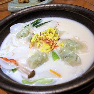 水マンドゥ(韓国料理 水刺齋 高島屋タイムズスクエア店 )