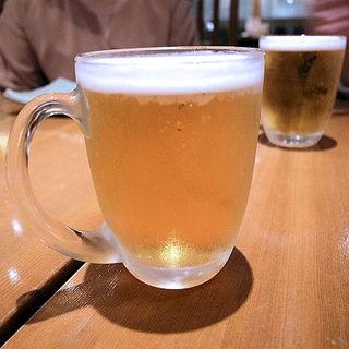 生ビール(キリン一番搾り)(韓国料理 水刺齋 高島屋タイムズスクエア店 )