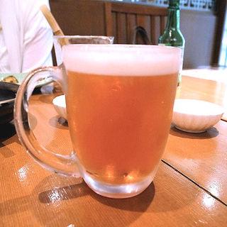 紅酢(ざくろ酢)ビール(韓国料理 水刺齋 高島屋タイムズスクエア店 )