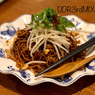 汁なし担々麺(ミツカン )