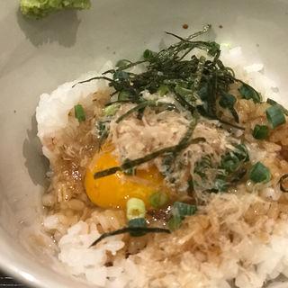 卵かけご飯(わ家)