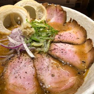 生姜と背脂のスパイシー味噌 肉増し(和心 武庫之荘店 )