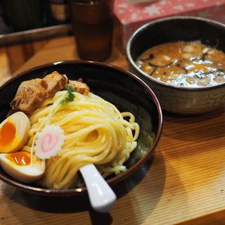 特製つけ麺(銀座 朧月 (おぼろづき))