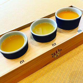 3種飲み比べセット(シン・エヒメ)