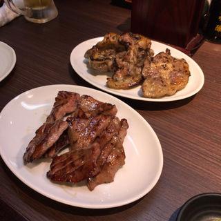 熟成牛タン&テール焼き(牛タン焼専門店 司 虎横店 )
