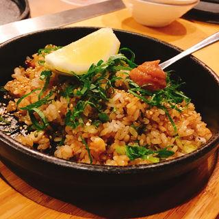 尾道漁師のたこ飯(はまらいん 恵比寿本店 )
