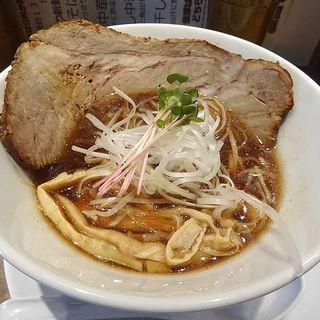 熟成煮干し中華そば(河内の中華そば 醤 (ヒシオ))