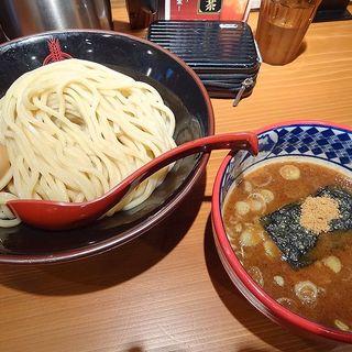 つけ麺 味付半熟玉子ランチ(三田製麺所 阪神野田店)