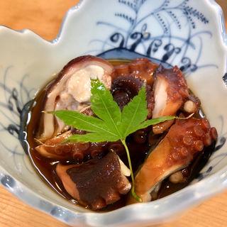 蛸の煮つけ(みわ寿司)