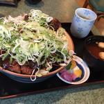 特製味噌かつ丼(洋食亭 寅安 )